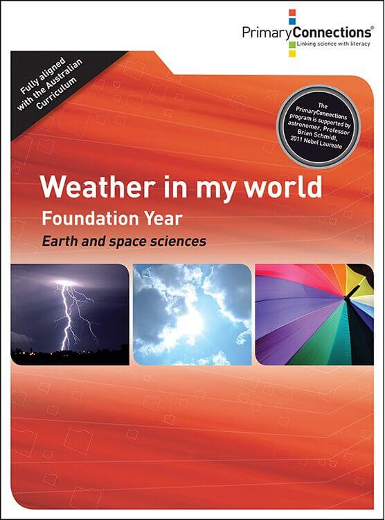 'Weather in my world' unit cover image