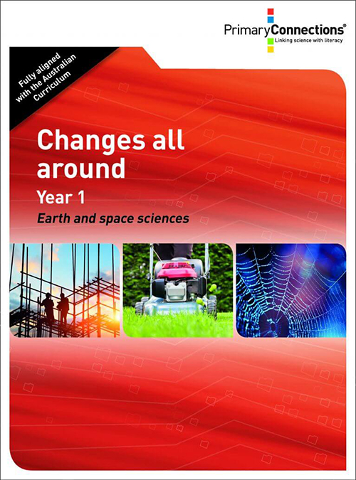 'Changes all around' unit cover image
