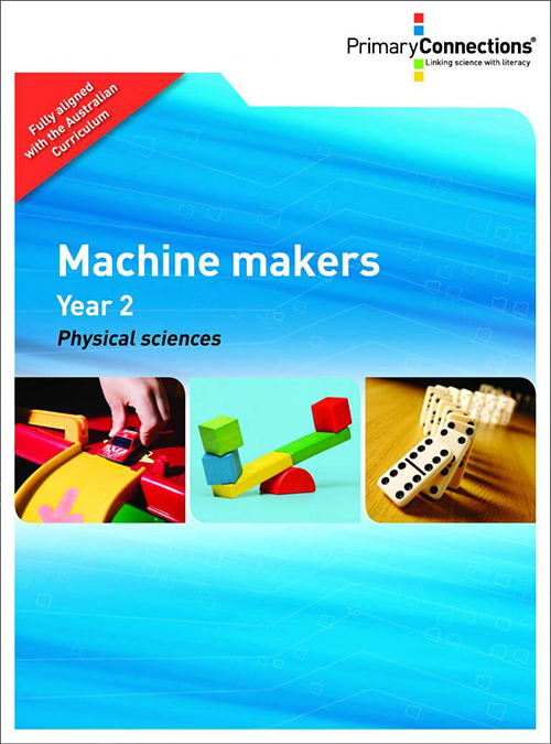 'Machine Makers' unit cover image