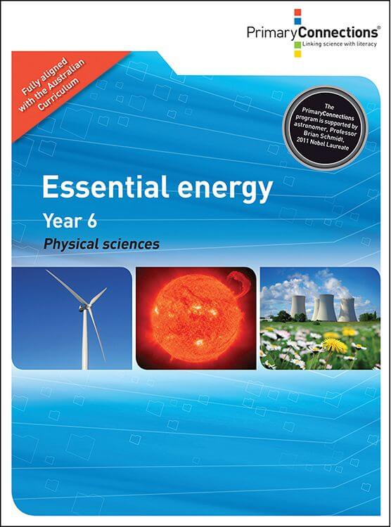 'Essential energy' unit cover image