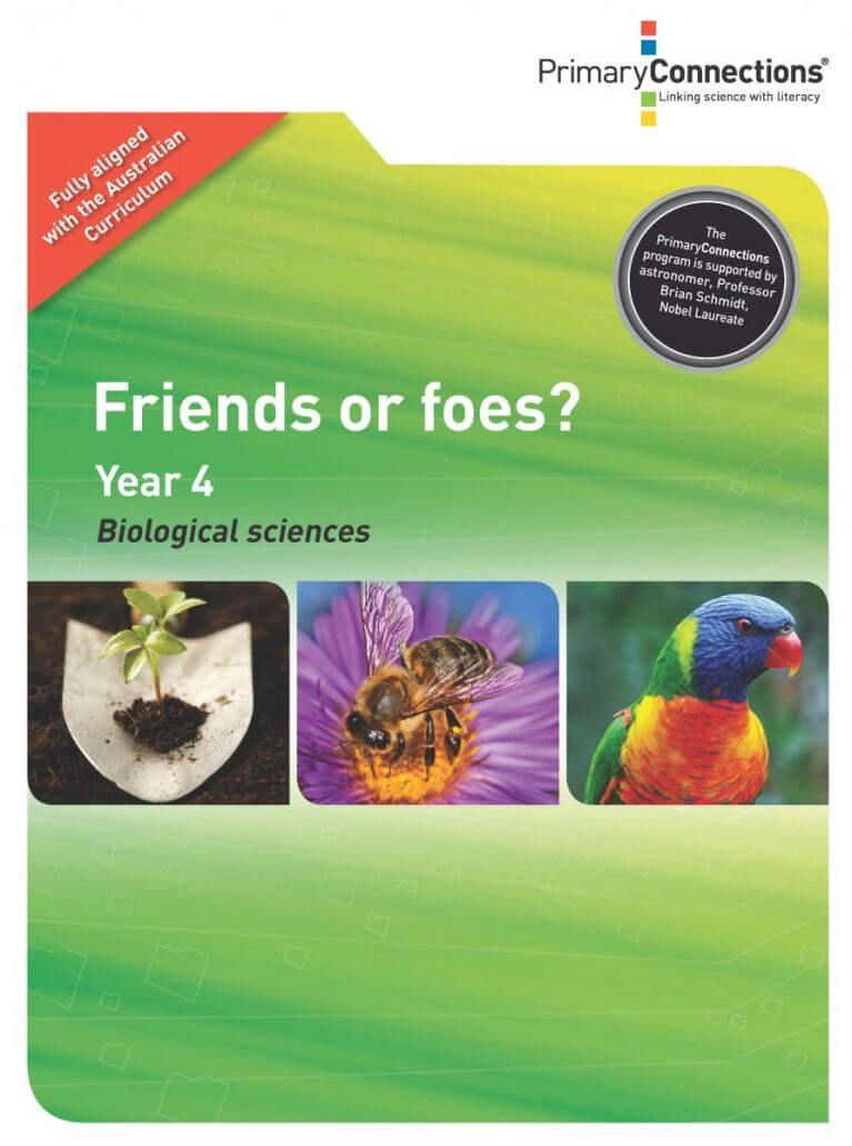 'Friends or foes?' unit cover image