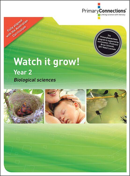'Watch it grow!' unit cover image