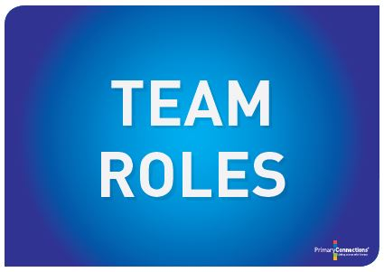 Team roles classroom display thumbnail