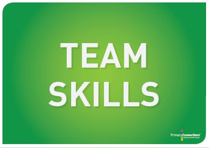 Team skills classroom display thumbnail