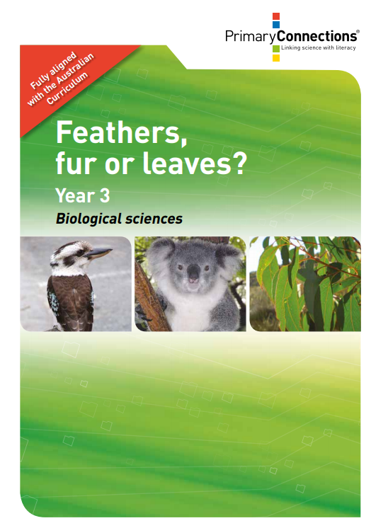 'Feathers, fur or leaves' unit cover image