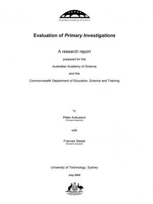 Evaluation of Primary Investigations